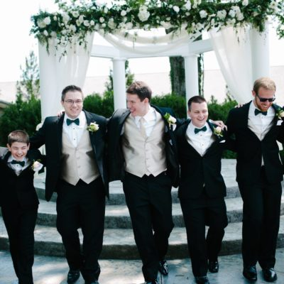 Romantic + Upscale Pink Wedding // Taylor & Russell