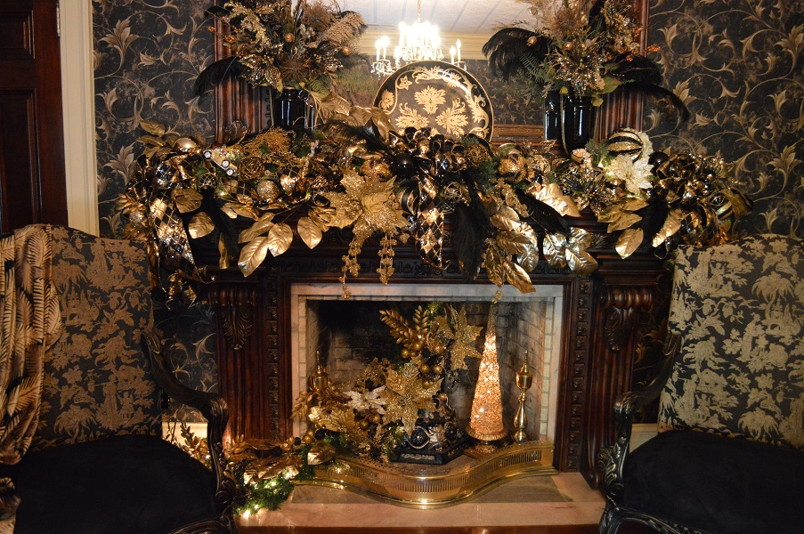 The Tate House Christmas Open House Tour Reservations