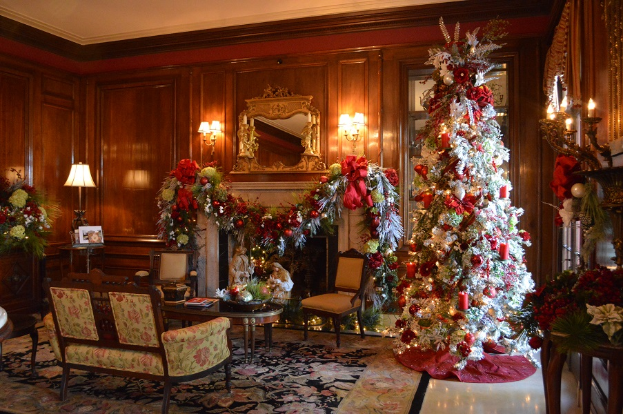 Christmas Tours.The Tate House Christmas Open House Tour Reservations