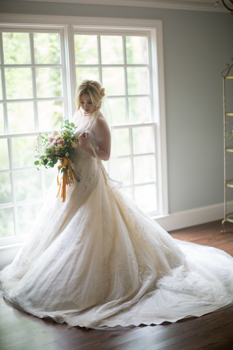 Elegant Southern Wedding Inspiration at The Tate House - The Tate House